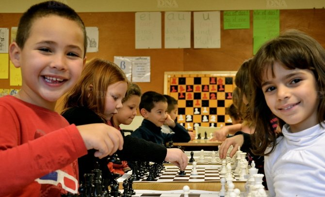 Mehdi (à gauche) joue pour attaquer et gagner. PHOTO DNA P.M.