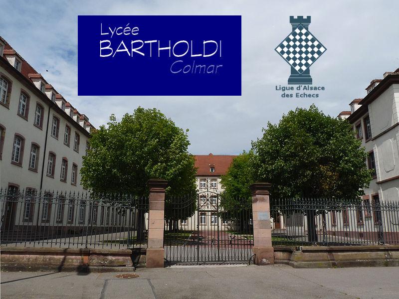 Partenariat LAE - Lycee Bartholdi de Colmar