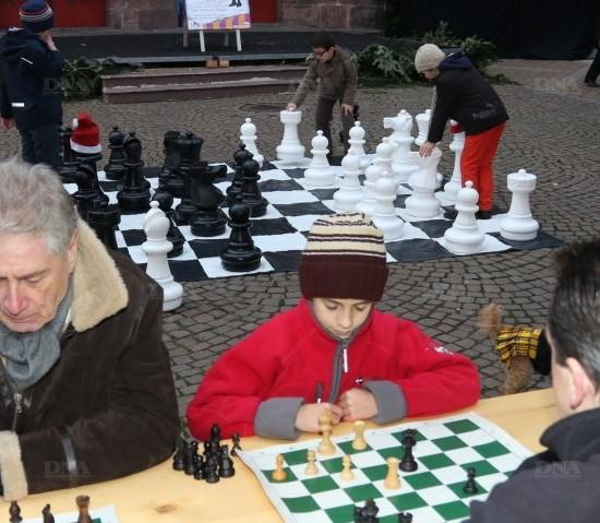Succès des échecs