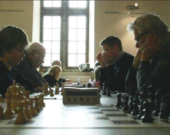 Aux échecs, le bon esprit est roi