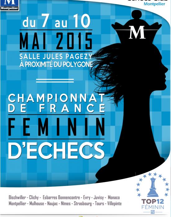 C'est le Week-End des compétitions féminines !