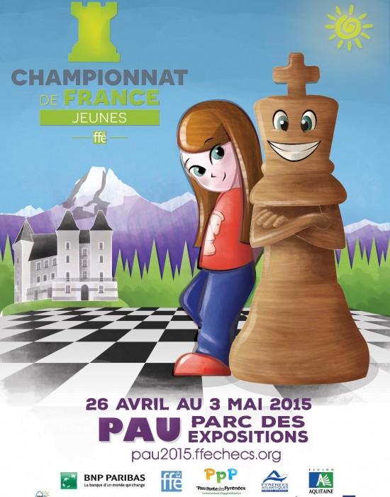 Championnats de France des Jeunes 2015 : l'Alsace retrouve sa place !