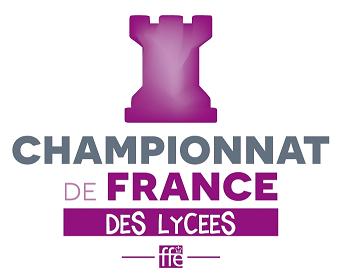 Championnat de France des Lycees logo