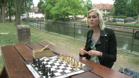 Noémie Haller, la «perle de Mundolsheim»