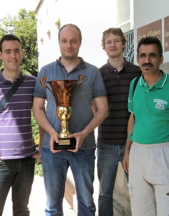 Coupe d'Alsace 2015 : Mundolsheim gagne la finale à Sélestat