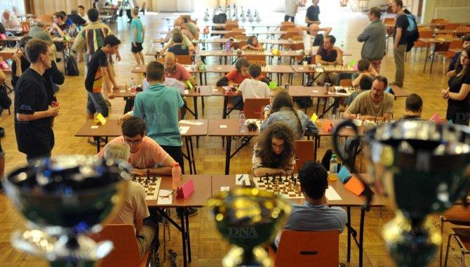 La tournoi se déroule au centre Marcel-Marceau, dans le quartier de Neudorf, à Strasbourg. Photo DNA - J.-C. Dorn