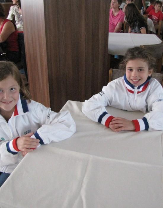 Championnat UE - Emma Sofia