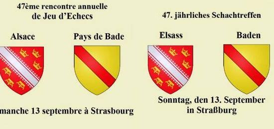 47ème édition du match Alsace-Bade : résultats & photos