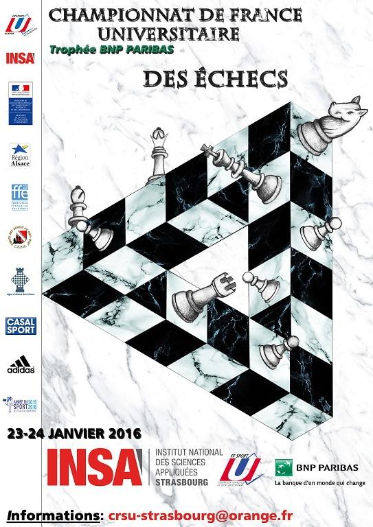 Sport-U - Championnat de France Universitaire - Strasbourg2