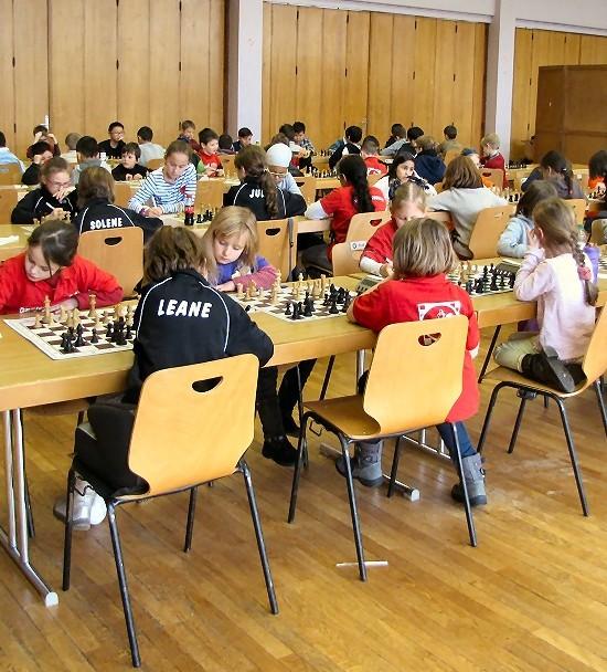 Championnat d'Alsace des moins de 10 ans à Munster