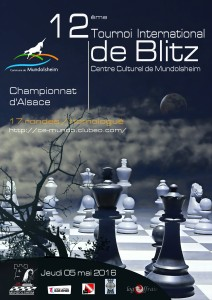 Mundo Affiche Blitz 2016