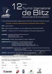 Mundo Formulaire Blitz 2016