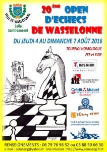 Wasselonne - Affiche20