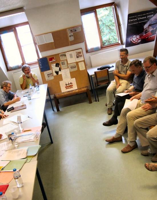 La Ligue d'Alsace des Échecs est dissoute