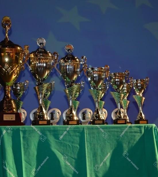 Top 12  : Les 3 équipes alsaciennes occupent le haut du classement final